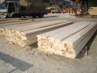 Sawn White Birch timber wood, kiln dried 6-10% AA