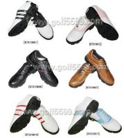 Sell Cow Skin Leather Golf Shoes