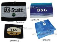 Sell Golf Towels/washcloth/washrag