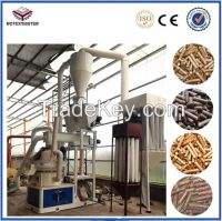 automatic lubricate system biomass wood pellet mill