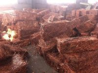 99, 99% High Purity Millberry Copper Wire Scrap