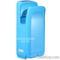 ABS automatic double jet hand dryer