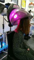 Red Infrared Hair Heater Intelligent Hair Dryer O3 Hair Treatment Machine Hair Processor