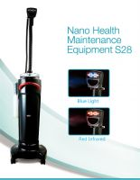 Nano Hair Care Machine Infrared Scalp Care Machine S28