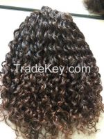 Curly Hair Wefts