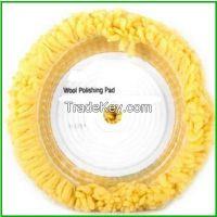 Car Polisher, Polishing Pad, Wool Polishing Compound, Wool Polishing Pad
