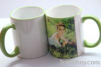 wholesale white ceramic mug