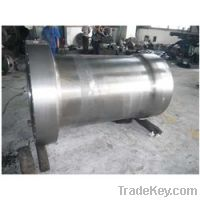 steel precision forged parts for heavy duty equipment