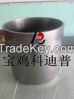 High Quality Tungsten Rod, Tungsten Crucible