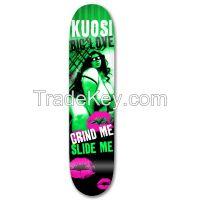 Pro Quality  Skateboard Deck