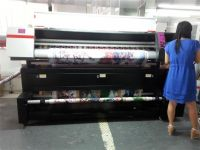 1.8m Sublimation Textile Printer Fabric Printing Machine