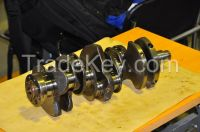 Stainless Steel Crank Shaft