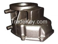 Clay Sand Casting Iron Housing for Metallurgical Mining Equipment