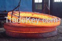 ircular Ring Free Forging for Metallurgical Mining Equipment