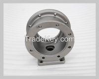 Sodium Precision Flange Pedestal Casting for Metallurgy Equipment