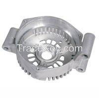 Nonferrous Casting Parts Sand Casting Motor Housing for Metallurgical Mining Equipment