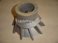 Sodium Silicate Precision Sleeve Casting Iron for Metallurgical Mining Equipment