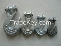 High Quality Die Forging Hook Parts for Metallurgy