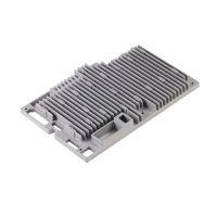 Custom Made Precision High Pressure Die Casting Aluminum Alloy Parts