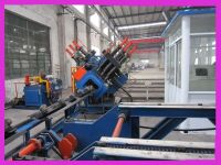 Sell CNC Transmission Tower Angle Drilling Line Machine