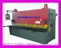 Sell CNC Hydraulic Plate Shearing Machine Press Brakes