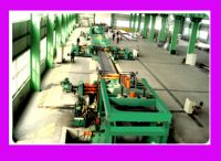 Sell Cut to Length Line (uncoiler, straightening, cutting, slitting