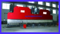 Sell CNC Hydraulic Press Brakes Machine Shearing Machine