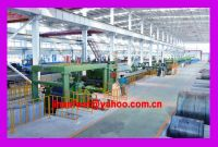 Sell Uncoiler Line Straightener Line Slitting Machine