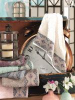 Cotton 6 Pieces Hand Towel Sets