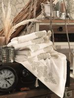Bamboo 6 Pieces Hand Towel Sets