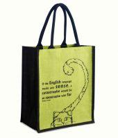 Eco friendly Jute Shopping Bag