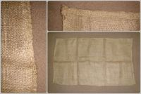 Hessian bag suitable for onion, potato and other similar food grain packing