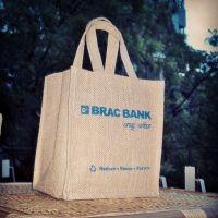 Eco Friendly Reusable Jute Bags for Bank