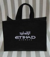 Eco Friendly Reusable Jute Bags for Airways Company