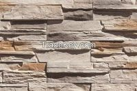Cement Back Decorative Wall Nature Stone