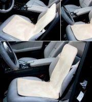 Heating backrest cushion for car seat