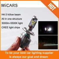 Newest 3000LM 30w all in one LED headlight