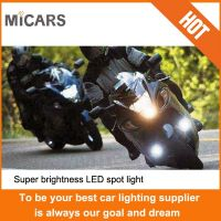 10w LED driving lights for motorcycle SUV ATV 4X4 off road