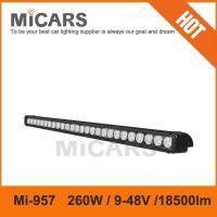 off road 43 inch 260w 18500lm LED light bar