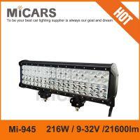 Combo beam 17 inch 21600lm 216w LED light bar