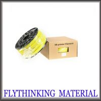 sell Yellow ABS Filament Cheap 3D Filaments