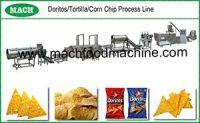 corn chips doritos tortilla snack food extruder machine