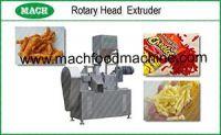 automatic cheetos kurkure nik naks food snack extruder process line