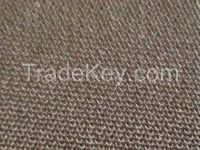 Sell 100% polyester woven fabric, wool peach