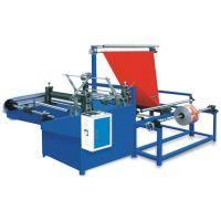 Folding and winding machine