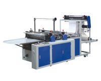 Sell Heat-sealing Cold-cutting heavy duty bag making machine