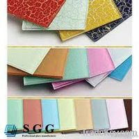 Sell Silk screen glass