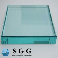 Sell Best Supply 8mm clear toughened glass