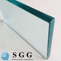 Sell Best Supply 3-19mm clear tempered glass