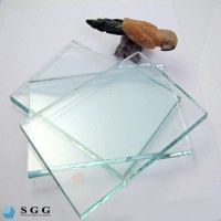 Sell Good quality low price 6mm clear float glass factory
